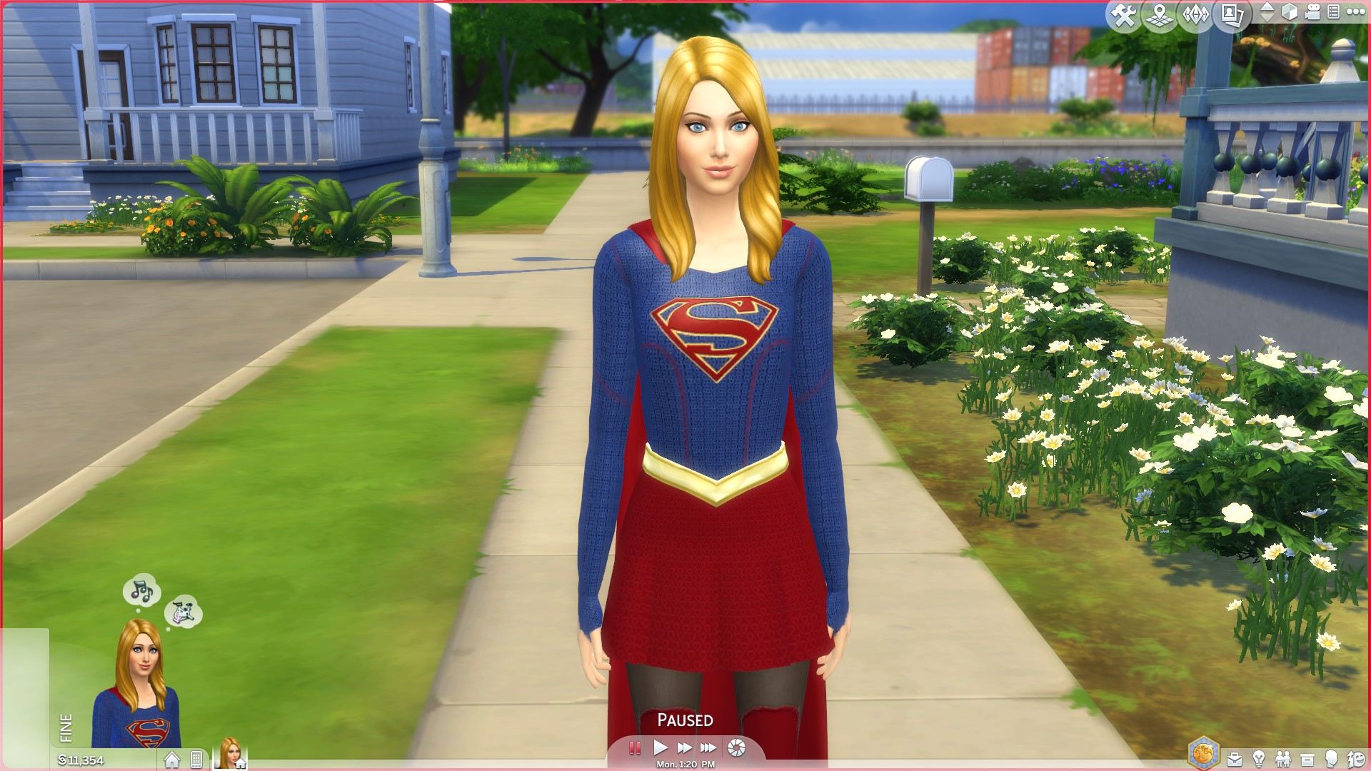 Gravity Falls Wallpaper Pc Mod The Sims Supergirl Tv Show